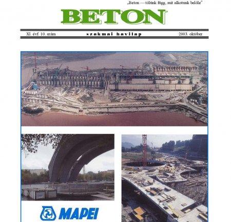 2003. október XI. évf. 10. szám