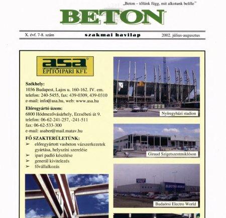 2002. július-augusztus X. évf. 7-8. szám