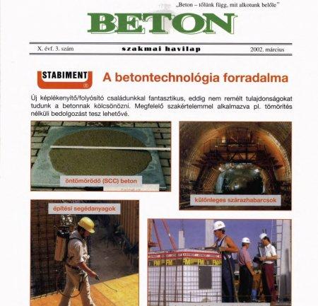 2002. március X. évf. 3. szám