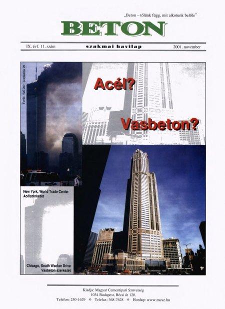 2001. november
