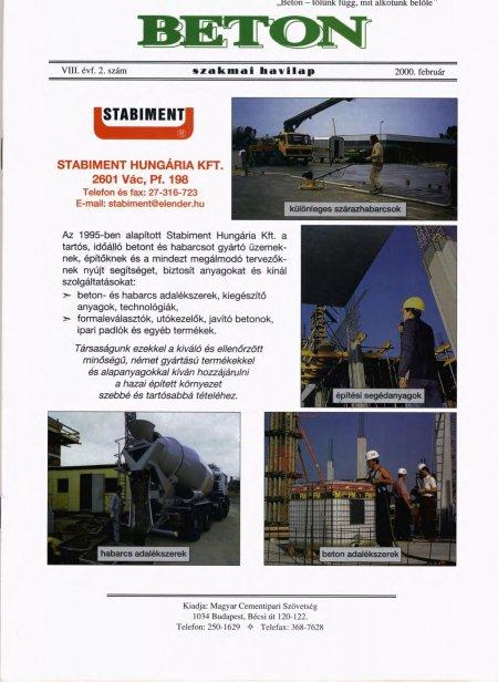 2000. február