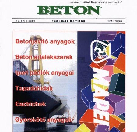1999. május VII. évf. 5. szám