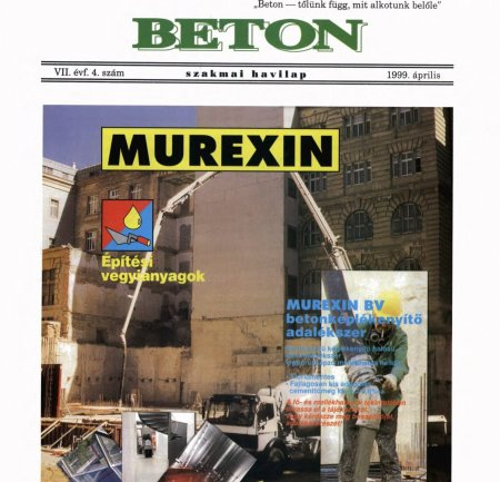 1999. április VII. évf. 4. szám