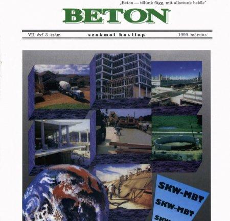 1999. március VII. évf. 3. szám