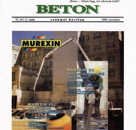 1998. november VI. évf. 11. szám