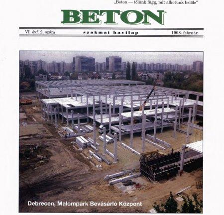 1998. február VI. évf. 2. szám
