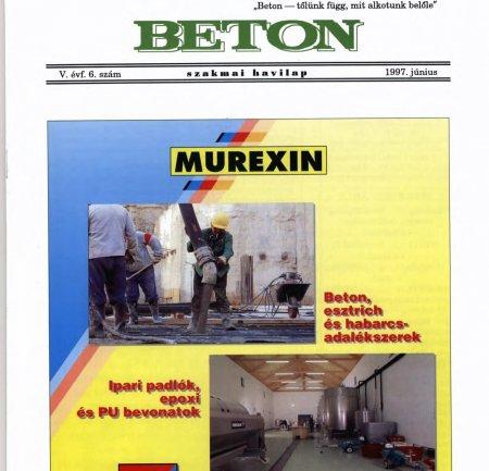 1997. június V. évf. 6. szám
