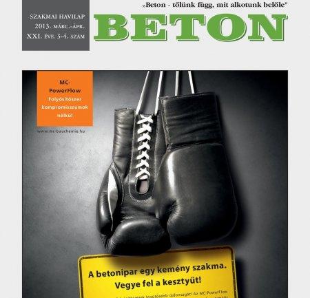 2013. március-április XXI. évf. 3-4. szám