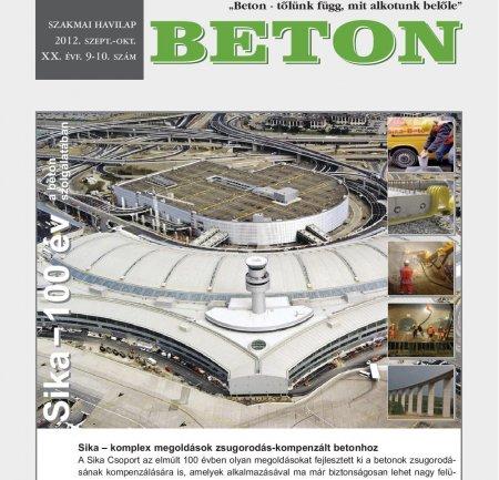 2012. szeptember-október XX. ÉVF. 9-10. szám