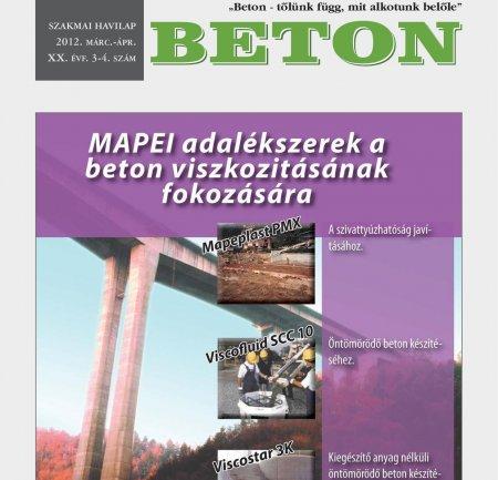 2012. március-április XX. évf. 3-4. szám