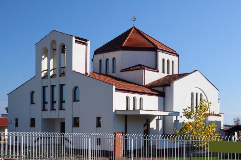 Betonhasználat az 1945 utáni templomépítészetben