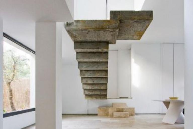 Különleges betonlépcsők 1. rész