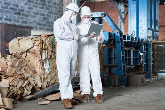 Körforgásos gazdasági modell az építési bontási hulladék hasznosításában