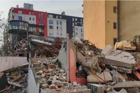 Épületeink földrengésállósága