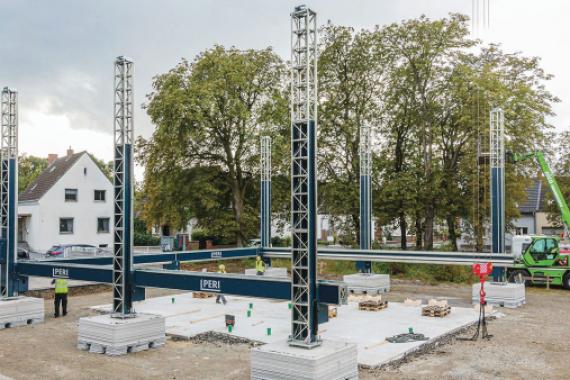 Innovatív építéstechnológia – a 3D betonnyomtatás